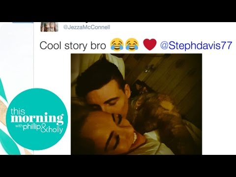Phillip Loses His Rag With Stephanie Davis and Jeremy McConnell | This Morning