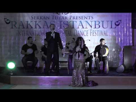 """Tuba Saka & Yaşar Akpençe """"Rakkas Istanbul 2015"""""""
