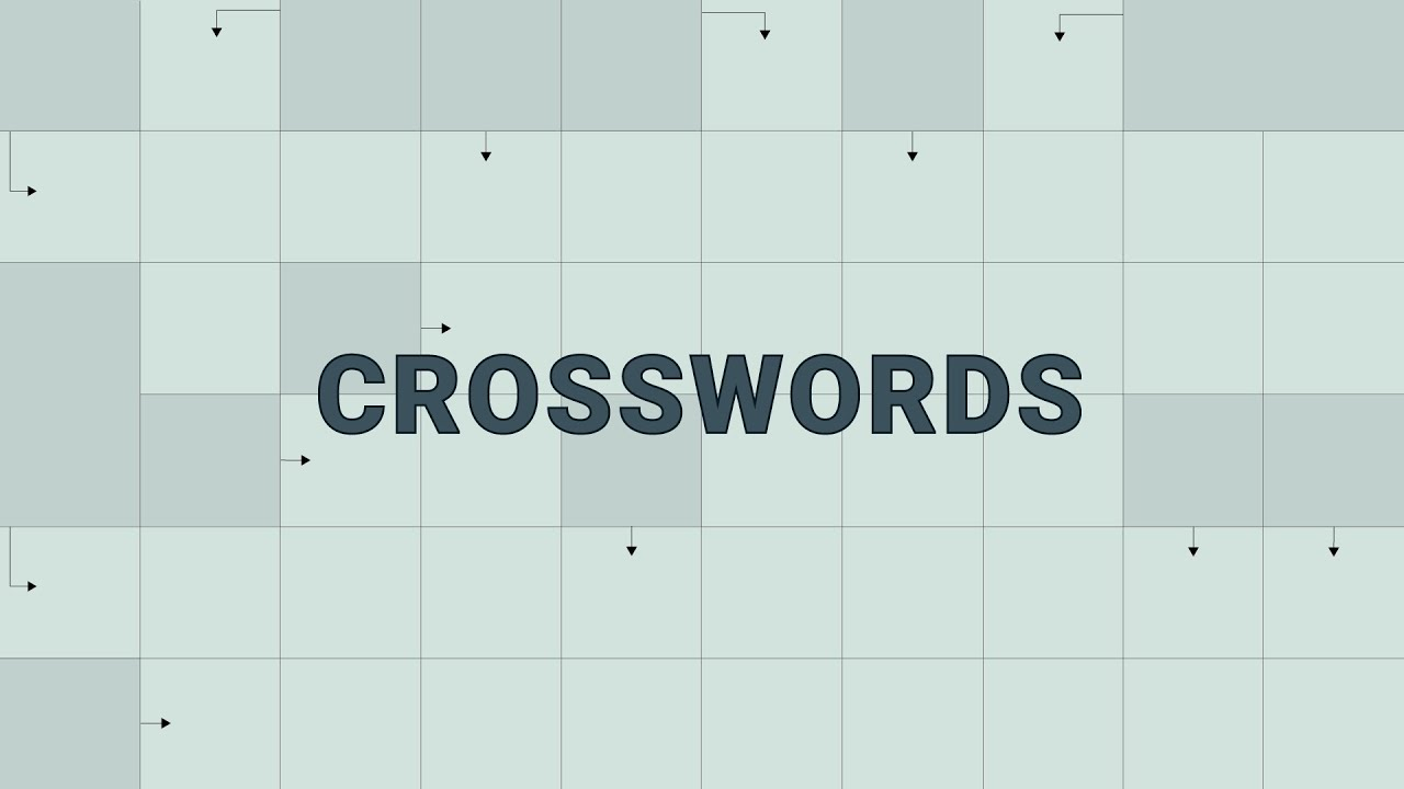 graphic relating to Worlds Hardest Crossword Puzzle Printable referred to as 10 Totally free Purposes for Fixing Crosswords upon the Transfer