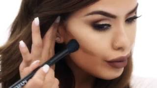 NYX Professional Makeup เทคนิคแต่งหน้าให้ดูเรียวและมีมิติ iLuvSarahii Sculpt