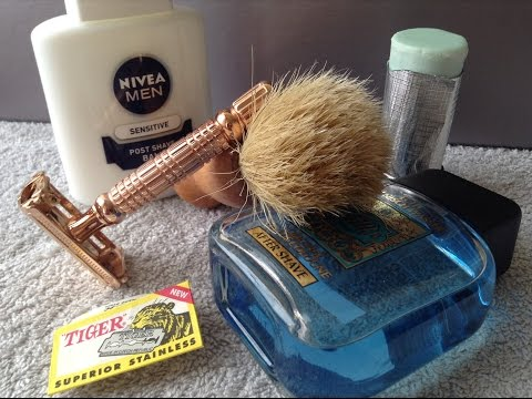 Shaving Without Style
