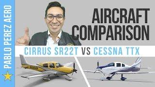 Cirrus SR22T vs Cessna TTx - Aircraft Comparison