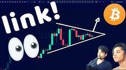 Bitcoin | Chainlink | LINK BTC Price Prediction Today |  NEWS & Market Analysis | JUNE 2020 🏮