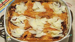 219 - Crostata o torta salata di carfioci...per la strada non la trovi (antipasto o secondo gustoso)