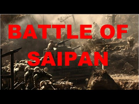 Battle of Saipan: Full Battle of Saipan Documentary