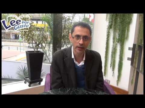 Entrevista a Pablo Montoya, ganador del Premio Rómulo Gallegos