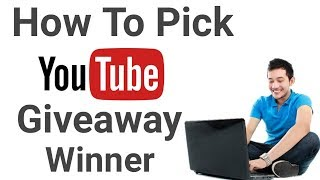 How To Pick Winner Of Youtube Giveaway | Random Comment Picker Youtube