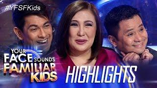 Your Face Sounds Familiar Kids: Jury, masaya sa muling pagbabalik ni Xia