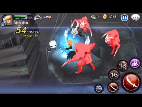 Triple chappy dangai ichigo gameplay!!