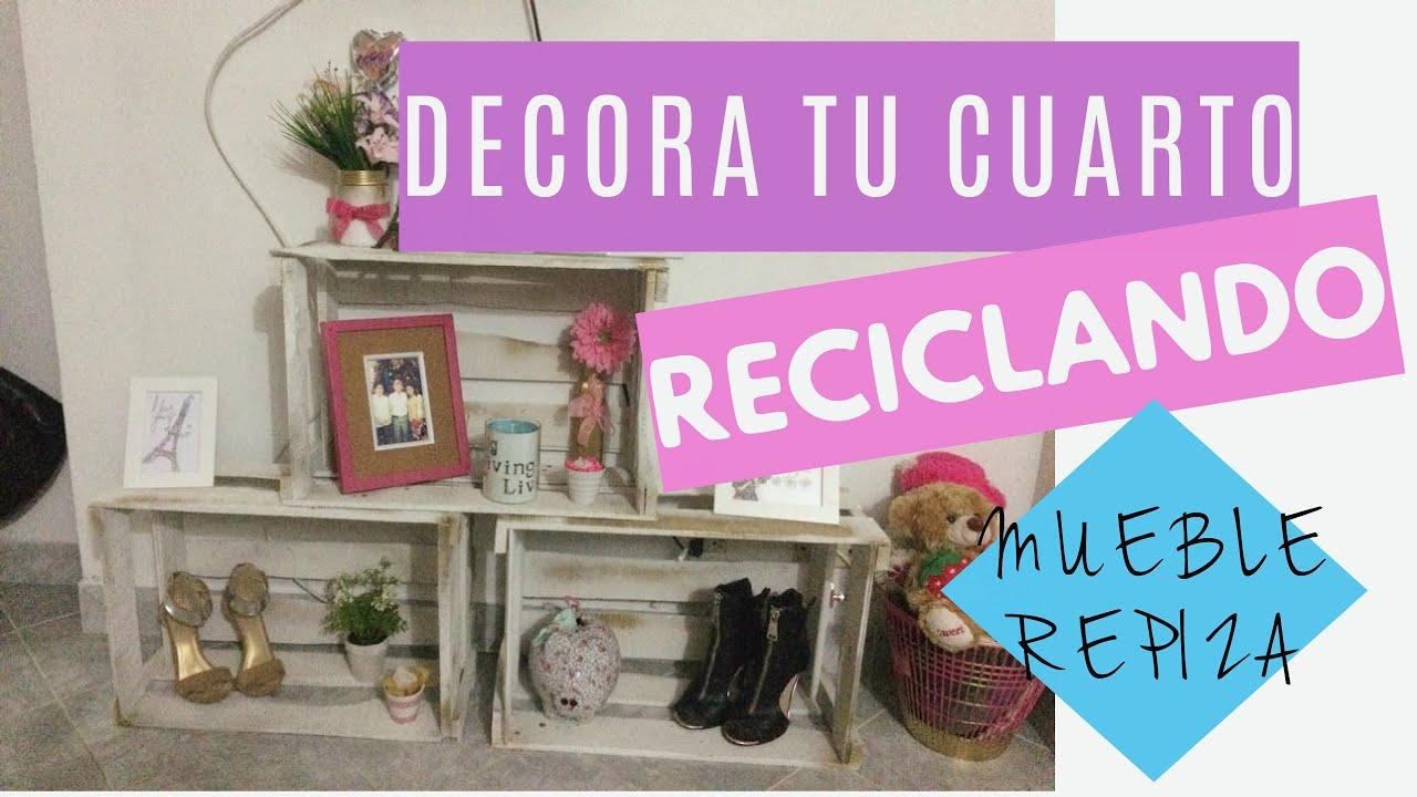 Mueble repiza o armario vintage decora tu cuarto for Decora tu cuarto reciclando