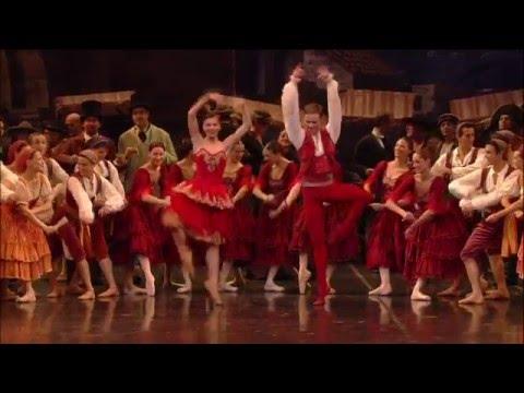 Nureyev's Don Quixote - from Teatro alla Scala