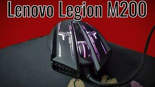 Lenovo Legion M200 Unboxing RGB colour Gaming mouse