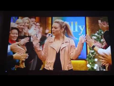 Live with Kelly-Billie lourd