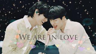 Taejin [뷔진 ~ 태진]🐹💜🐯 : We Are in Love