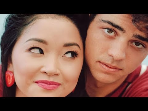 Lana Condor THIRSTY AF for Noah Centineo!