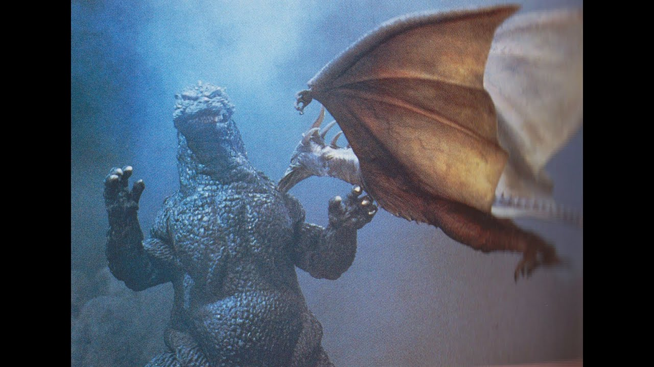 Rodan Godzilla