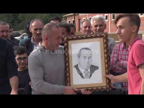 Haradinaj ecë 5 kilometra për fushatë  - 24.09.2017 - Klan Kosova