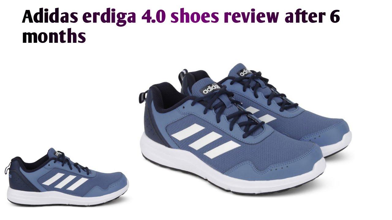 Adidas erdiga 4.0 shoes blue color
