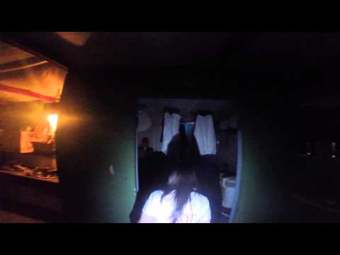 GoPro Haunted House With Kacie the Intern [Terror Nights, Tyler, TX]