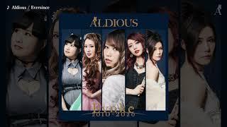 Aldious / Eversince from New Album『Evoke 2010-2020』