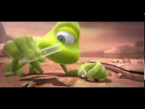 MARS GOES GREEN [Short Movie From Lakon Animasi]
