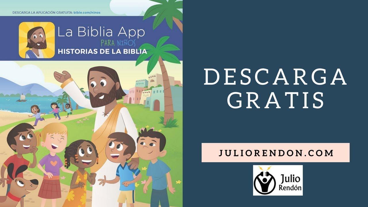 Descarga La Biblia Para Niños Mas Usada En El Mundo
