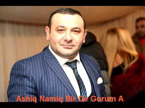 Aşıq Namiq Fərhadoğlu - Ayla 2017 Yeni Hit