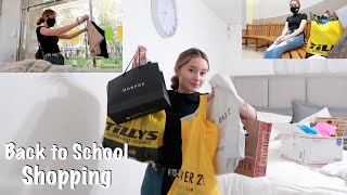 Back to school shopping/haul *CLOTHES EDITION* 2020