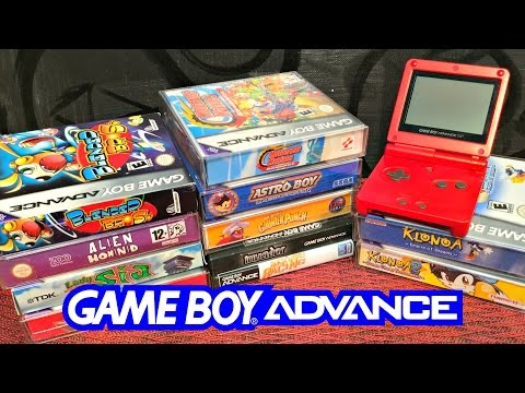 Nintendo GBA (Game Boy Advance) HIDDEN GEMS!