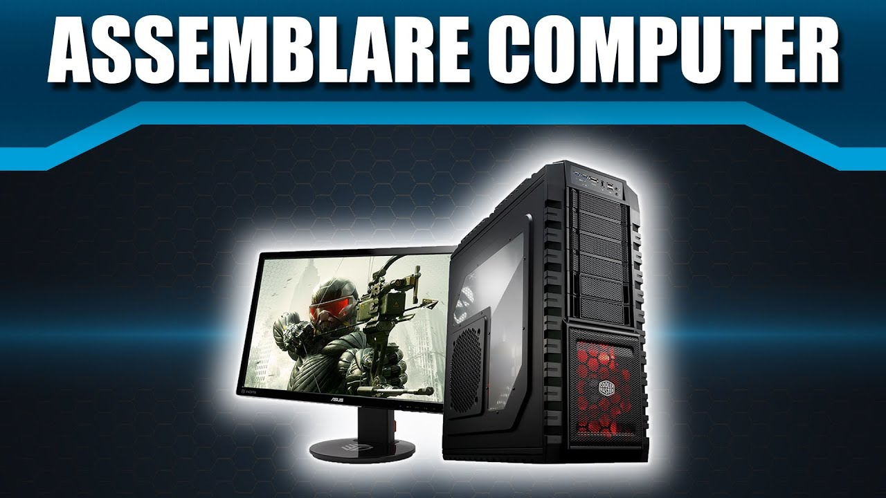 Come assemblare un PC da gaming : La guida definitiva in ...