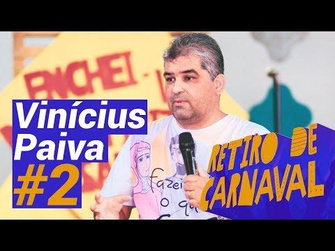 2º PREGAÇÃO: VINÍCIUS PAIVA // RETIRO DE CARNAVAL// ENCHEI-VOS DO ESPÍRITO SANTO