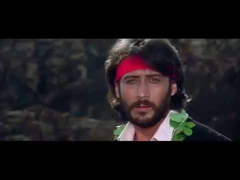 1983 Tu Mera Jaanu Hai Hero Jackie Shroff & Meenakshi Seshadri Romantic Song