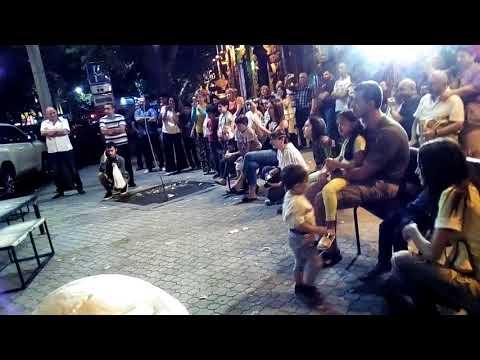 Armenia. Puppet Theater On Wheels. Yerevan