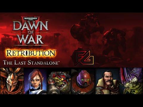 gameplay Dawn of War 2:Last stand Necron |
