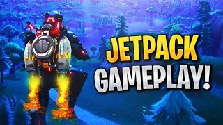 Fortnite\Battle royale.../ NEW GAME MODE /Jet pack