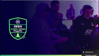 FIFA 19 Global Series Xbox One Playoffs - Day 1