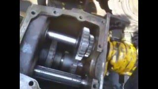 Hydraulic Transmission Drive System