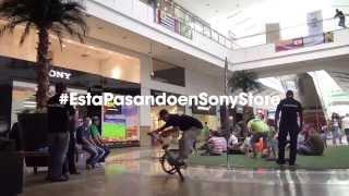 Algunas experiencias de nuestros clientes en las Sony Store de Colombia.