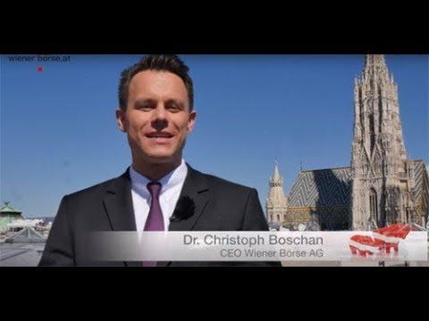 Christoph Boschan ist neuer CEO der Wiener Börse