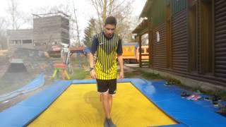 Trampoline tricks lernen( Fulltwist/Backflip 360 )