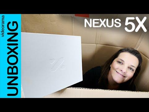Nexus 5X LG unboxing en español
