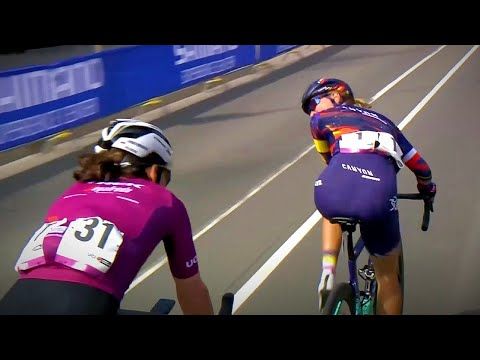 The WORST Tactics I have ever SEEN in Cycling   Amstel Gold Race 2021 Ladies  