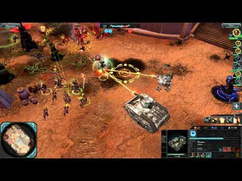 HellFox Plays Dawn of War 2 Retribution (Match 3 part2 of 2)  