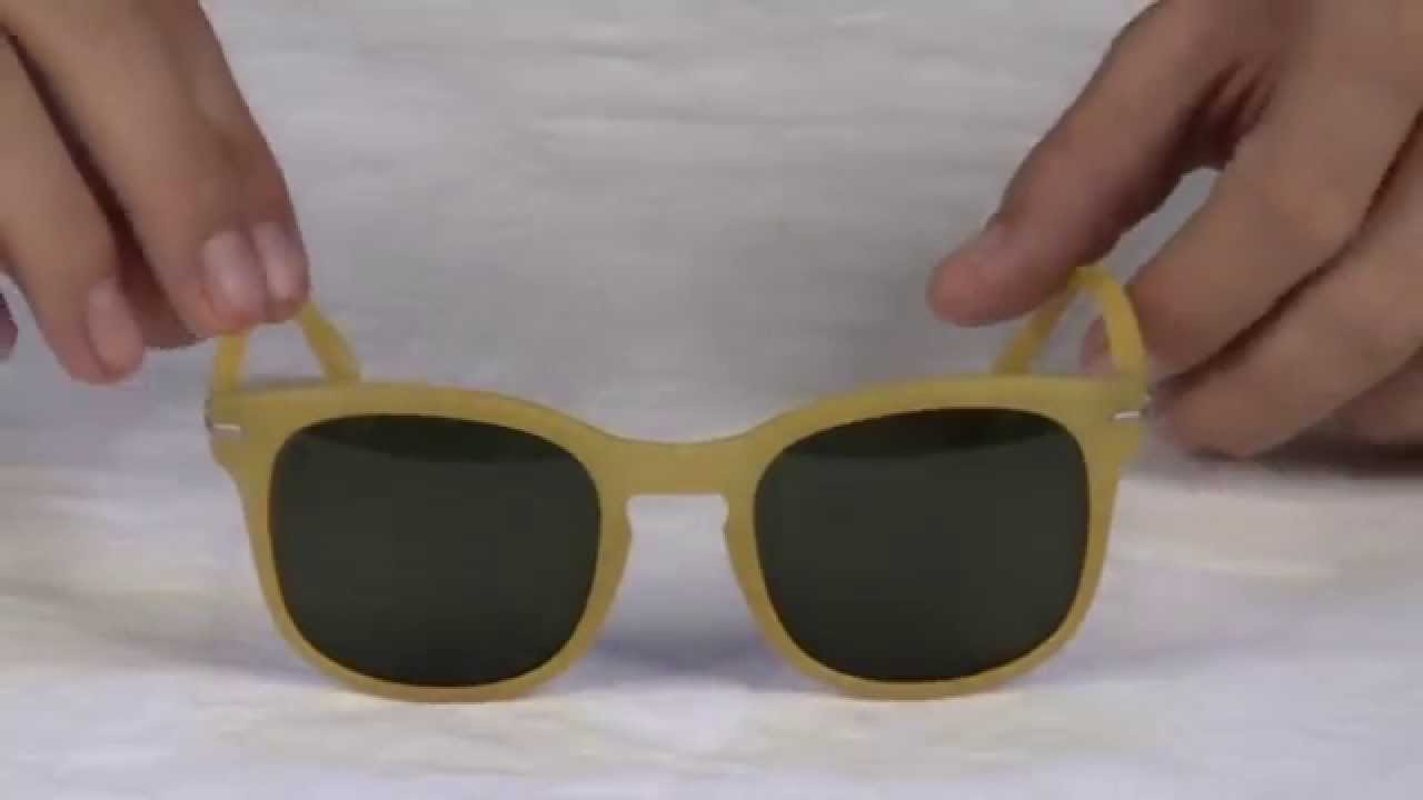 eb66b99723e Electric Rip Rock Sunglasses Review at Surfboards.com - YouTube