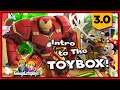 Disney Infinity 3.0 - Toy Box Introduction! (PS4)