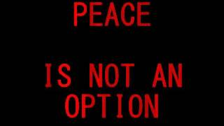 Agnostic Front Peace Lyrics