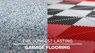 The Longest Lasting Garage Flooring by Gorgeous Garage