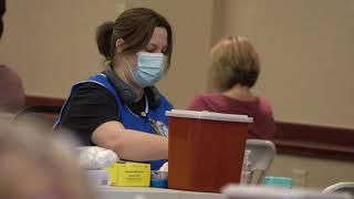 OCCHD prepares to distribute Johnson & Johnson vaccine in Thursday POD
