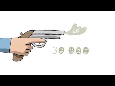Pourquoi les américains autorisent-ils les armes à feu ? - 1 jour, 1 question
