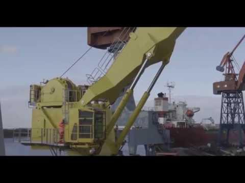 TTS Offshore Crane GPOKac 2000-35-30